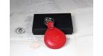 Red key ring