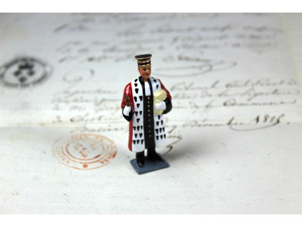 Figurine procureur général