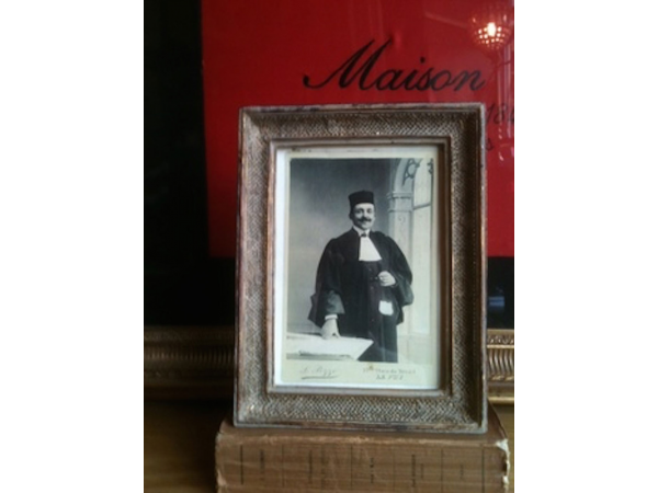Old lawyer photography