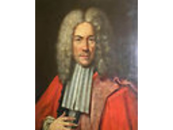 Magistrate painting 18th century