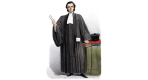 Gravure d'avocat