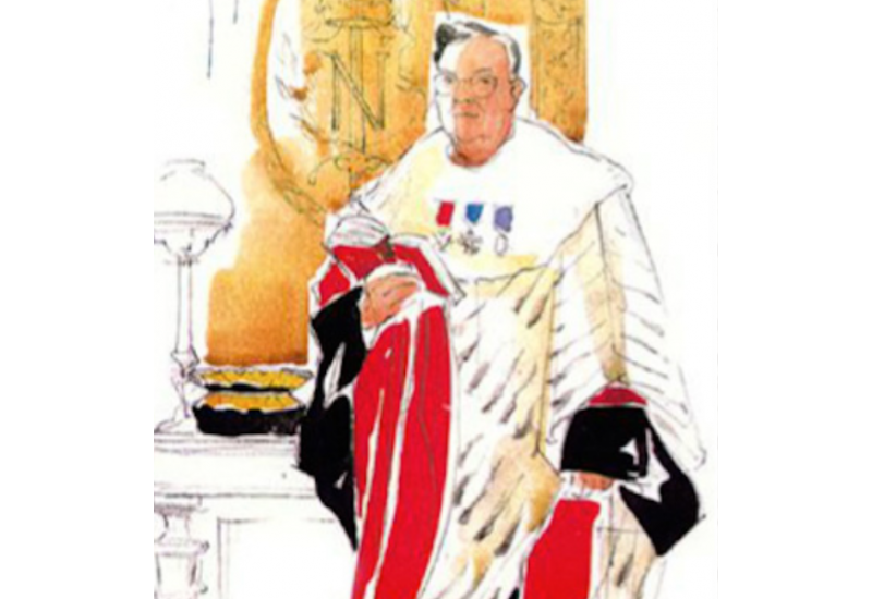 Grand Manteau Royal