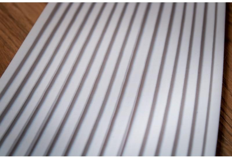 Rabat plissé traditionnel