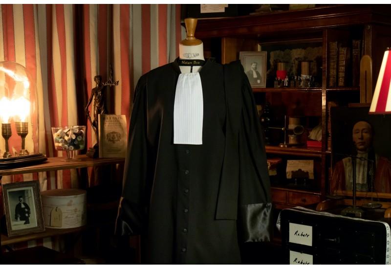 Robe Panama sur-mesure