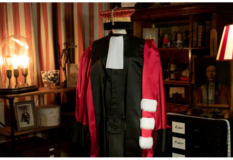 Robe de Professeur Droit,...