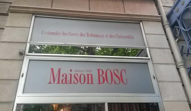 Caroline Vigneaux, Reportage à la Maison Bosc au JT de France 3 IDF Maison Bosc Paris